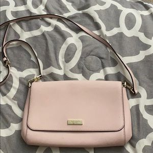 Kate Spade Crossbody (Light Pink)